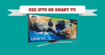 smartTv IPTV