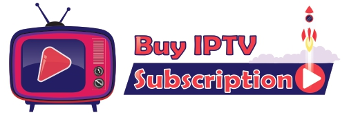LOGO BUY IPTV SUBSCRIPTION